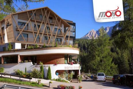 MoHo Bike & Ski Hotel Diana Karersee***S