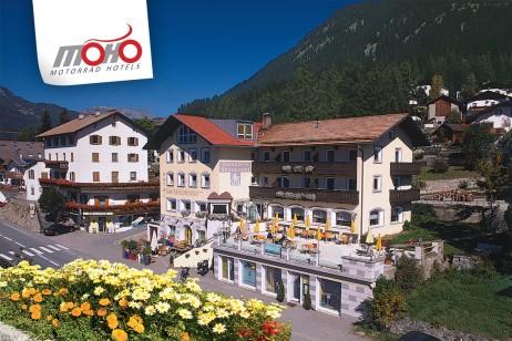 MoHo Hotel Am Reschensee***