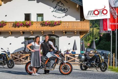"""MoHo Hotel """"Bike & Snow"""" Lederer***"""