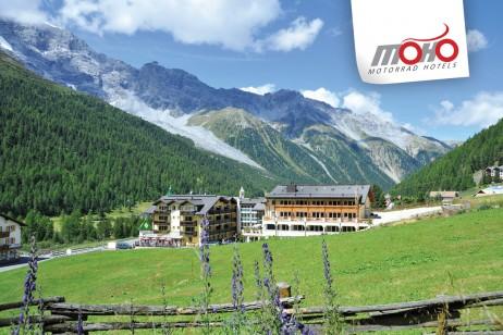 MoHo Pure Mountain Resort Paradies****