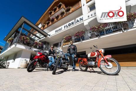 MoHo Hotel Florian***