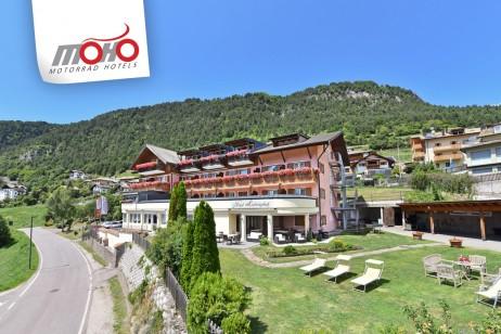 MoHo Motorrad-Hotel-Südtirol Ludwigshof***