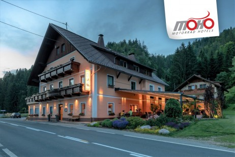 MoHo Hotel-Gasthof Strasswirt***