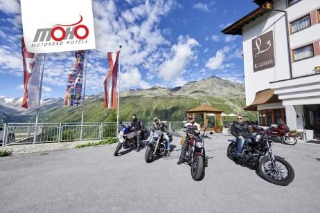 MoHo Alpenhotel Laurin***S
