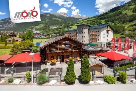 MoHo AlpenParks Hotel & Apartment Montana***